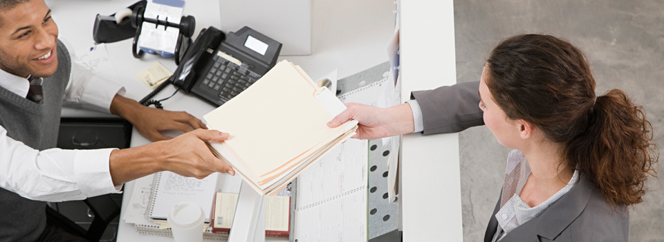 Quickly finish your filing in 3 easy steps